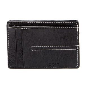 Lodis Leather RFID Card Case